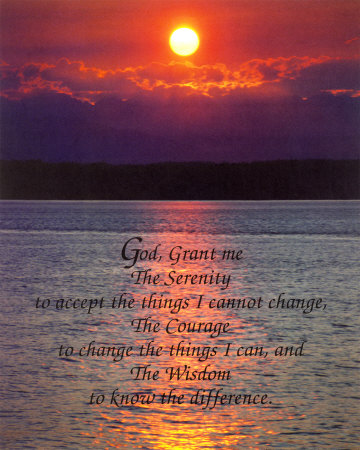 serenity-prayer-and-sea-sunset