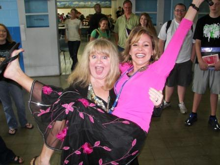Sally Struthers and my sister-in-law