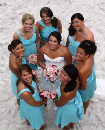 Congratulations to Cecilee and Travis!