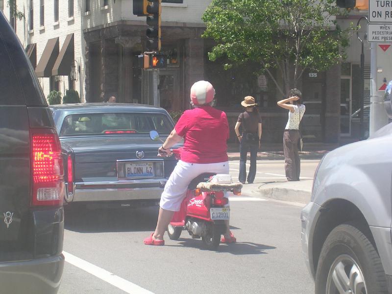 moped nana, memaw, meme, mimi, grandmother nanahood