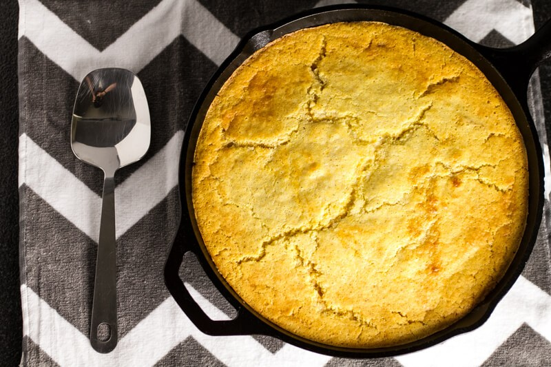 barbecue cornbread