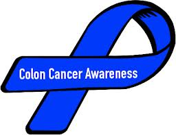 colorectal awareness ribbon