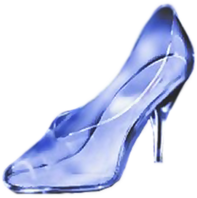 glass-slipper-clip-art