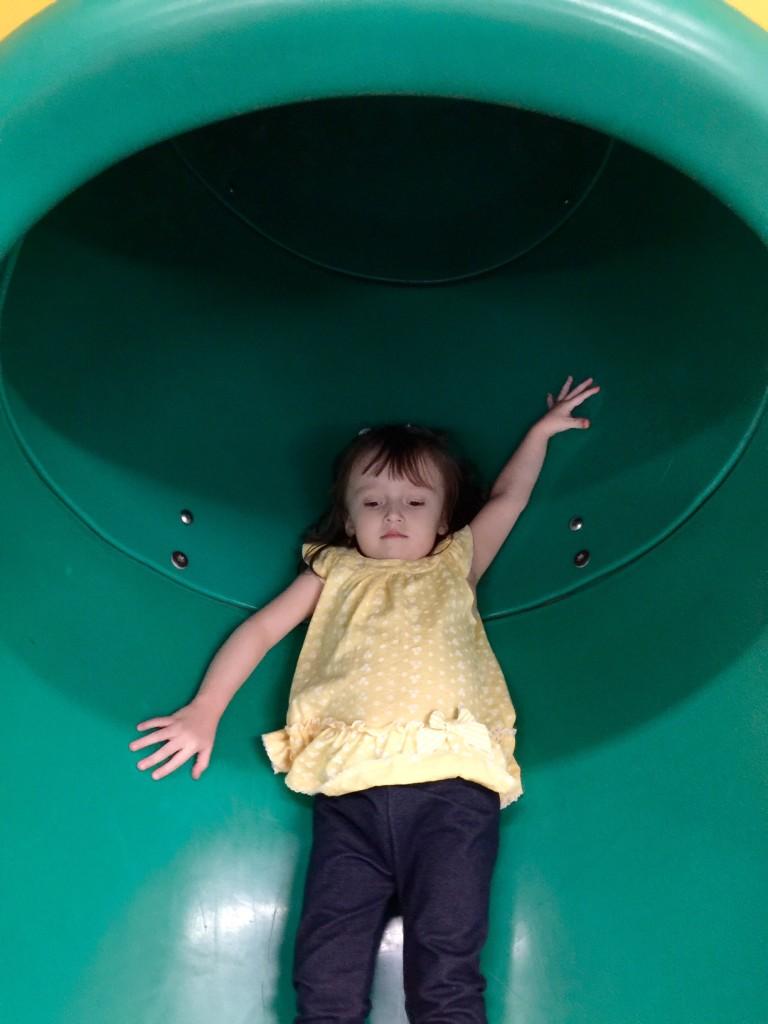 Bryn in tunnell