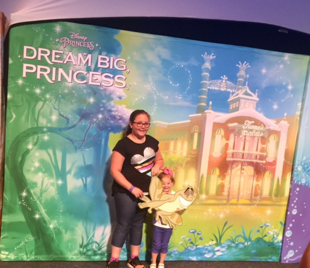 Granddaughters Dream Big, Princess
