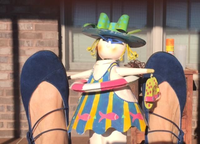 Jambu fun shoe