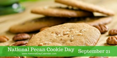 Taken from http://www.nationaldaycalendar.com/national-pecan-cookie-day-september-21/