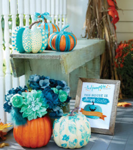 teal pumpkin project ideas