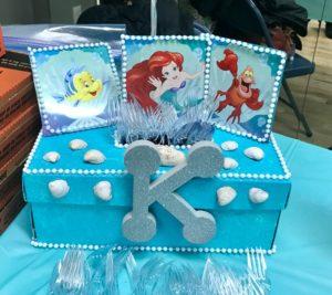 Little Mermaid Birthday Party