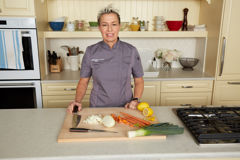 Celebrity Chef Elizabeth Falkner