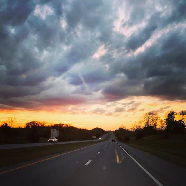 Kentucky sky