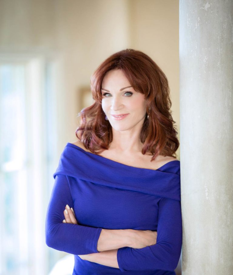 Marilu Henner talks about Bladder Cancer