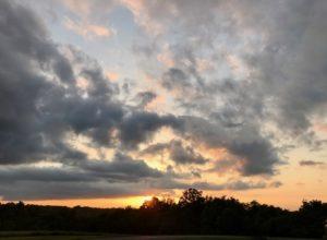 Kentucky sunsets