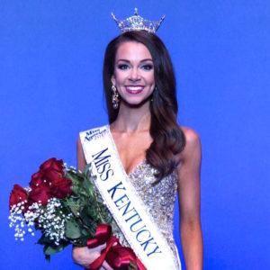 Miss Kentucky Molly Matney
