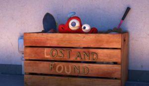 Pixar Studios Lou