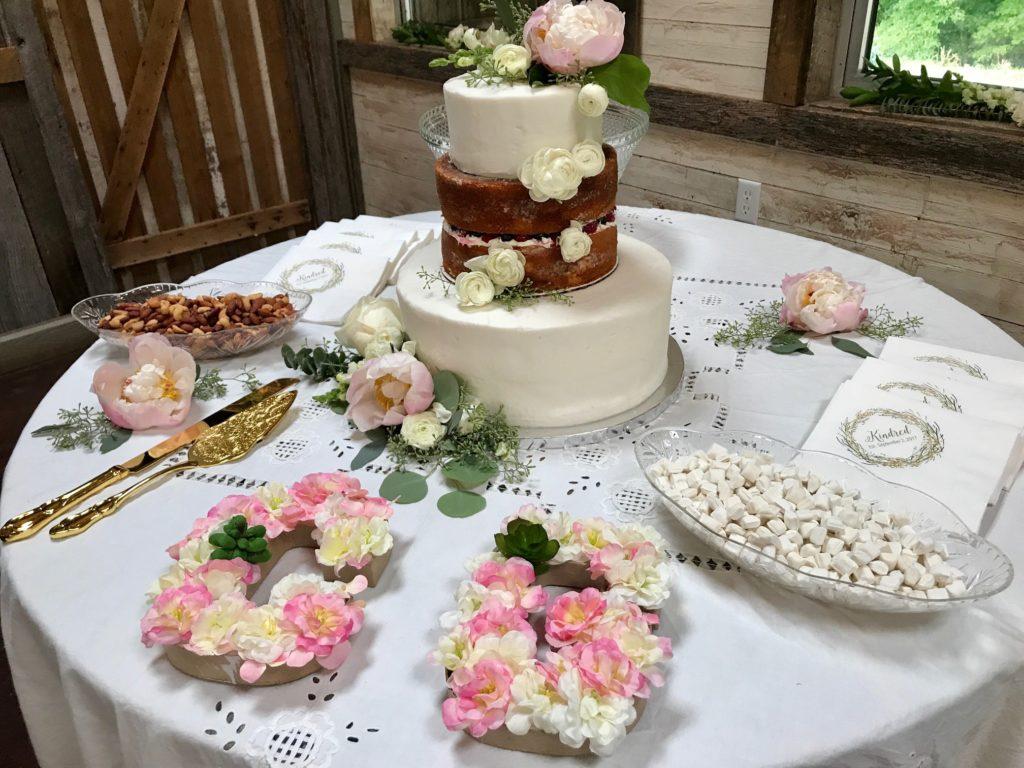 our son's wedding