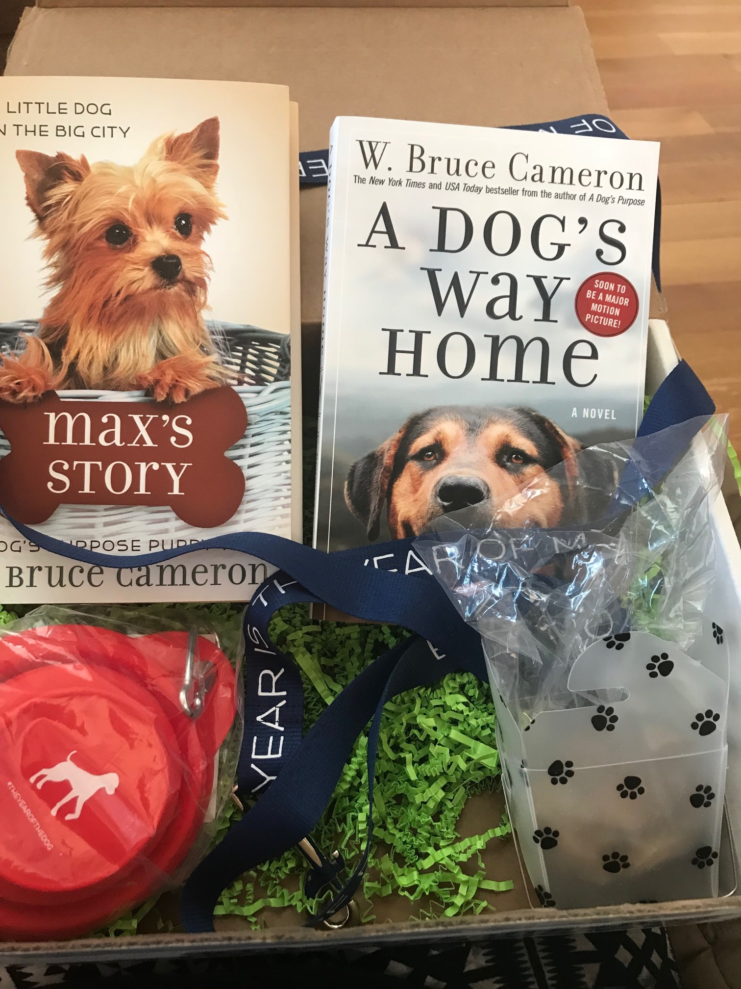 Two Dog Books for Dog Lovers - Nanahood