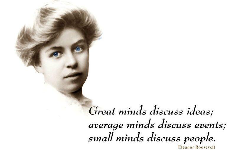 Women in History-Eleanor Roosevelt - Nanahood